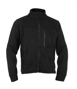 Alpha Jacket (Black, Nomex Fleece), DragonWear