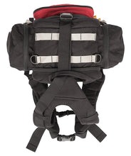 Back view of the True North NFPA 1977 Wildland Fire Spitfire Pack