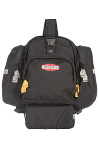 All black True North NFPA 1977 Wildland Fire Spitfire Pack
