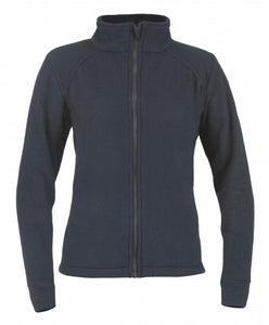 Women's Alpha Jacket (Navy, Nomex Fleece), DragonWear