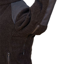 Women's Exxtreme Jacket-Nomex Fleece (Black), DragonWear