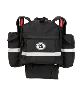 modular detachable day pack for wildland web gear
