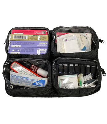 wildland pack medication organizer