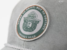 Yours to Enjoy Cap-Smokey Bear (Grey), The Landmark Project