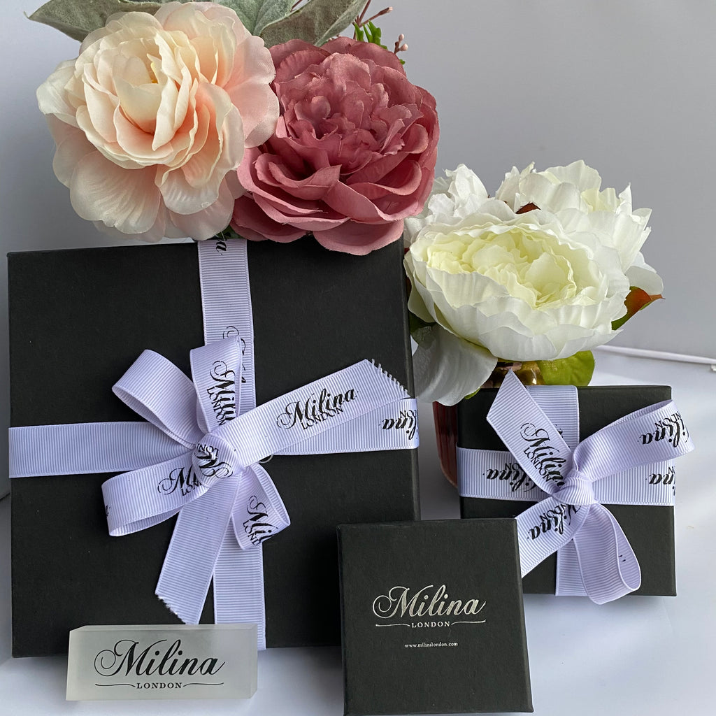 Milina London Gift Boxes and Gift Wrapping