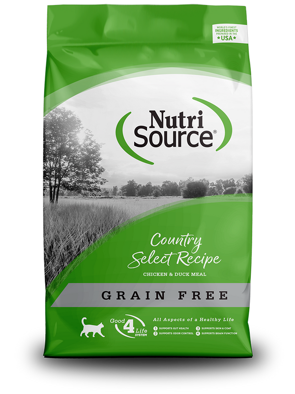Grain Free Country Select - bag front