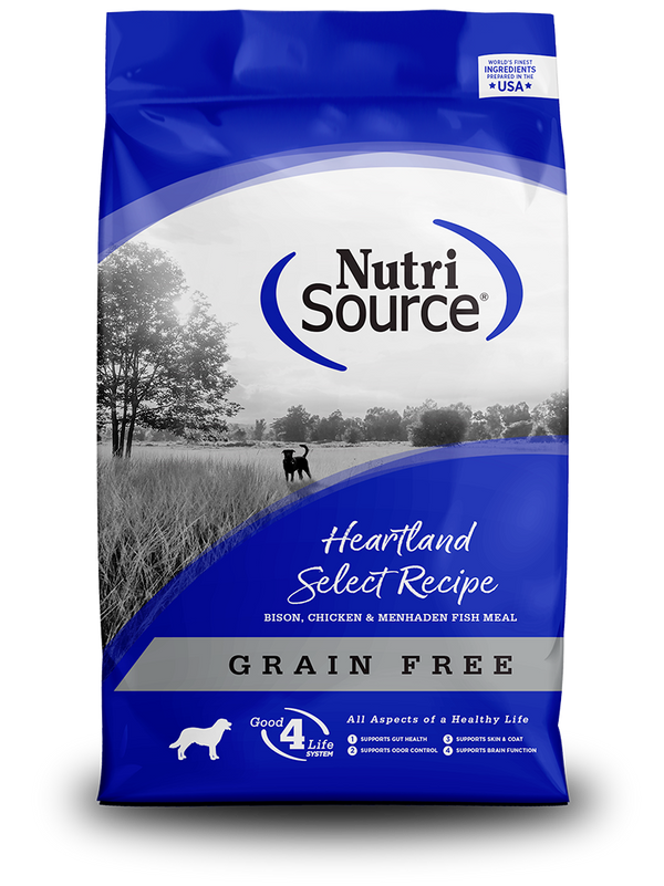 Grain Free Heartland Select - bag front