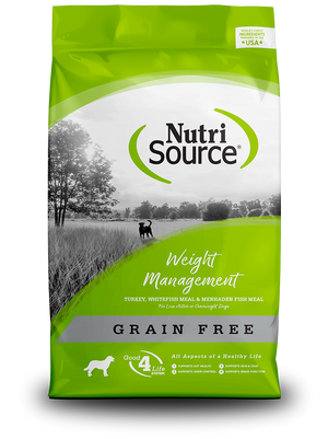 Grain Free Weight Management - bag front