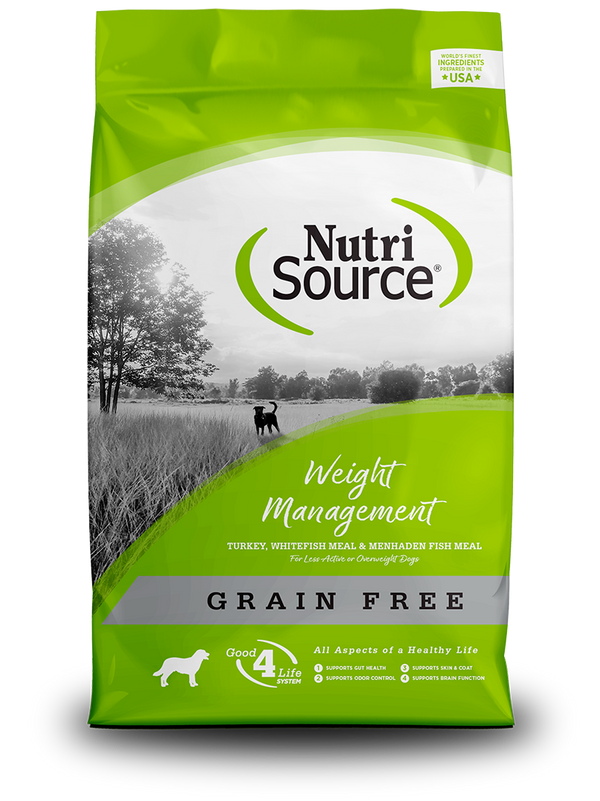 Grain Free Weight Management