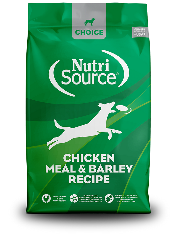 Chicken Meal & Barley