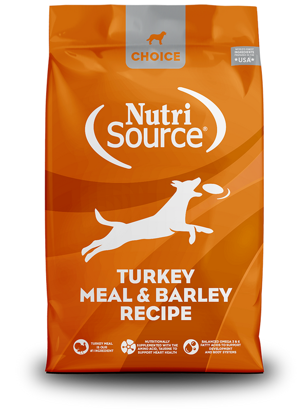 Turkey Meal & Barley
