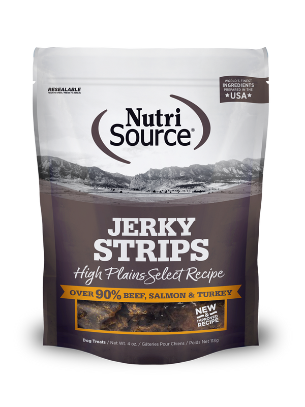 High Plains Select Jerky - bag front