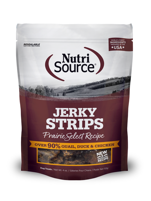 Prairie Select Jerky - bag front
