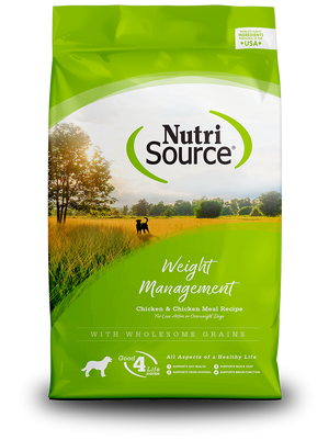 Weight Management - bag front
