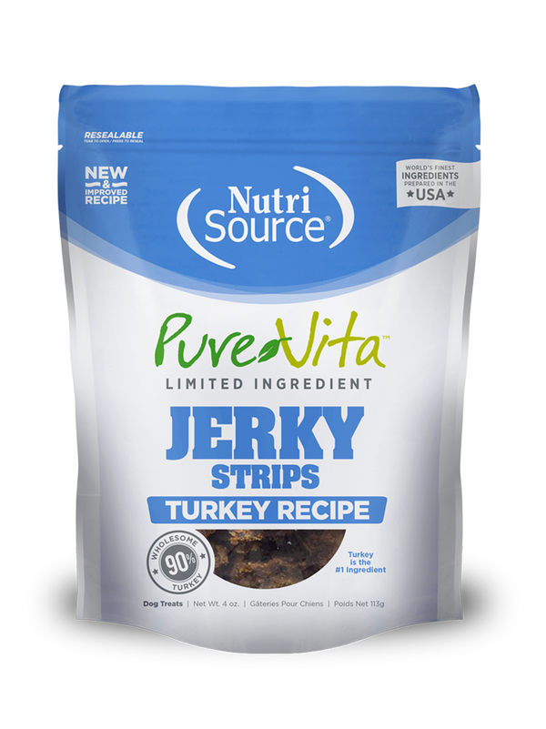 Turkey Jerky - bag front