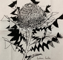 Load image into Gallery viewer, TEA TOWEL - Banksia Baxteri