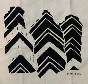 TEA TOWEL - The Three Sisters