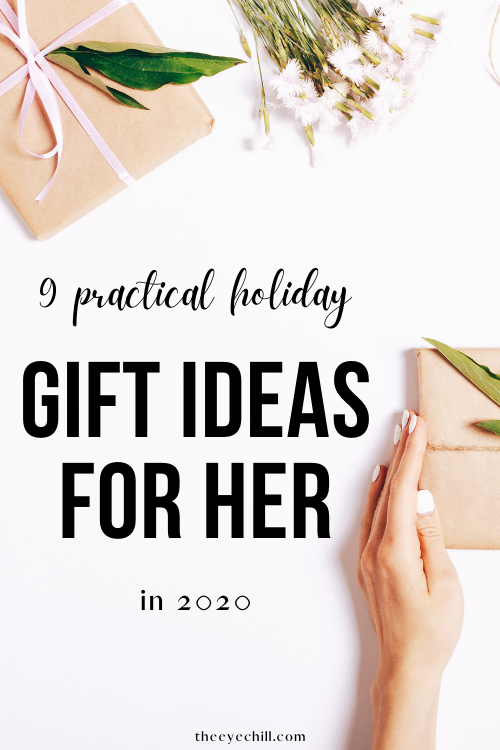 9 Practical Gift Ideas For Her in 2020
