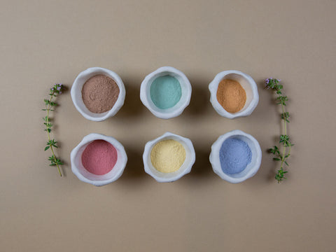 Natural Paint Pigments