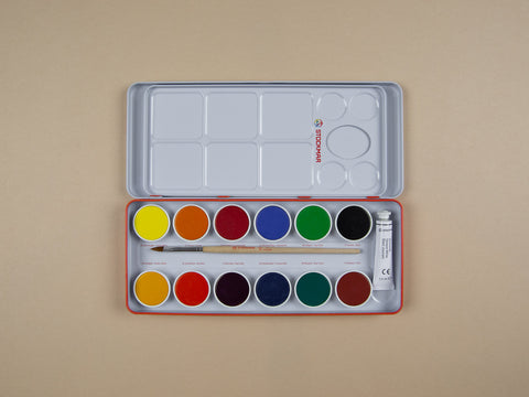 Stockmar Opaque Watercolour Paints