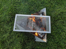 Load image into Gallery viewer, Camp Fire Pit - Flat Pack