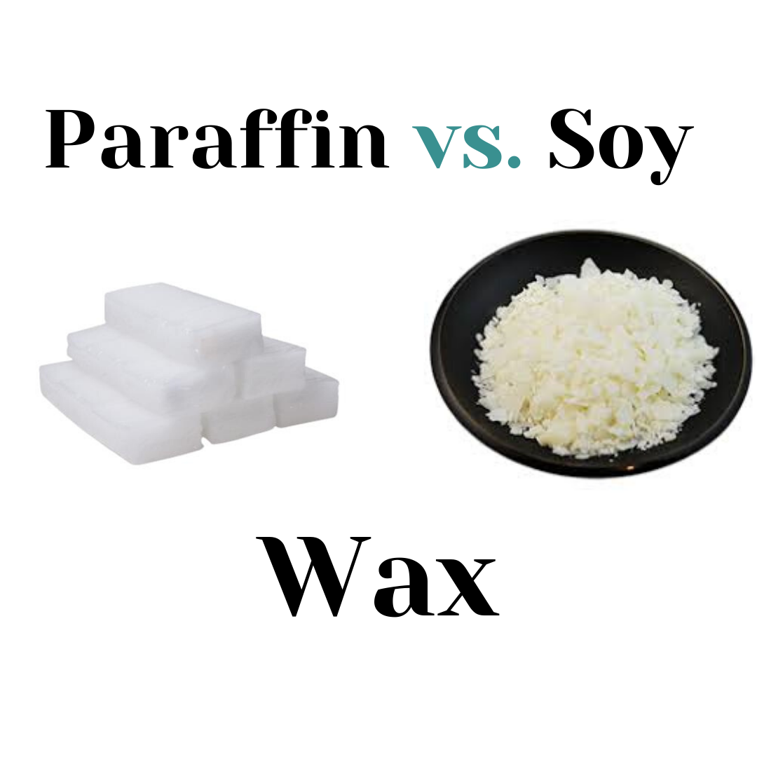 What Is The Difference Between Soy Wax and Paraffin Wax?