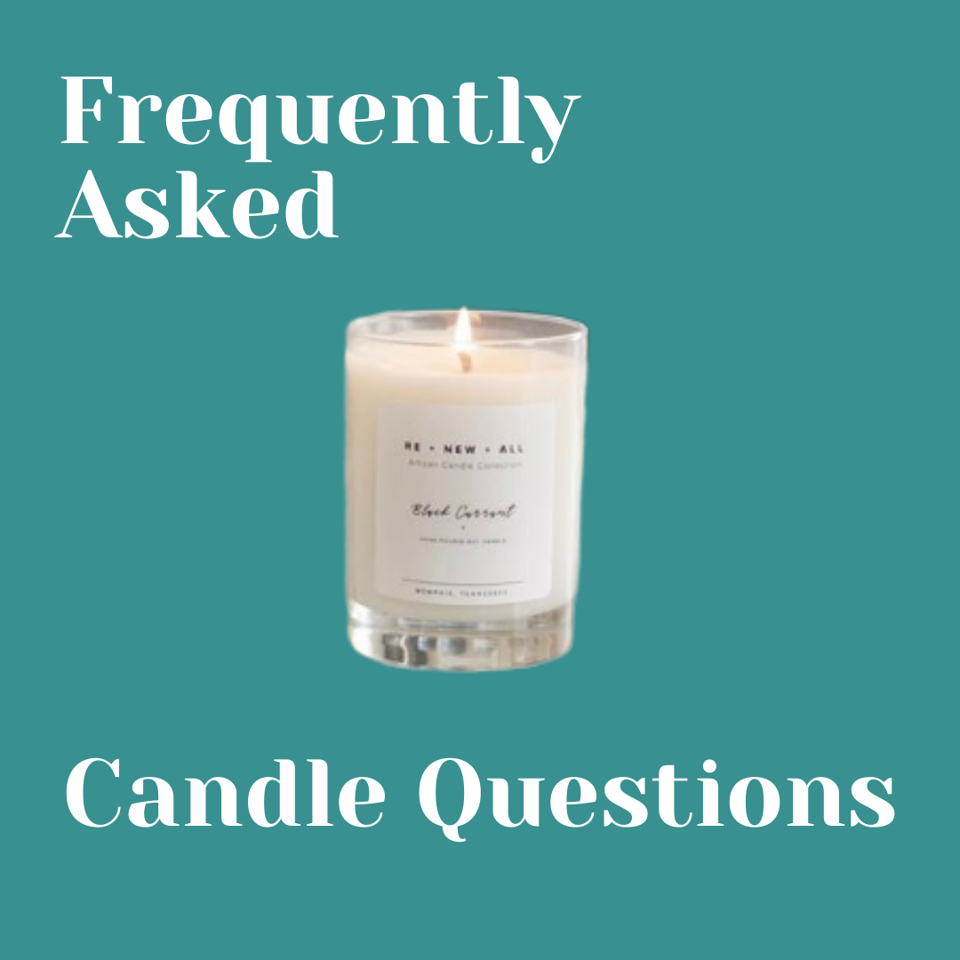 Frequently Asked Candle Questions