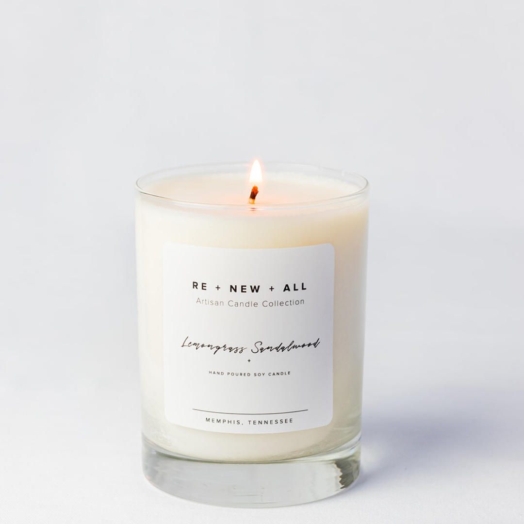 Lemongrass Sandalwood