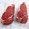 New York Strips Steaks (2 per order) - Longhorn Meat Market