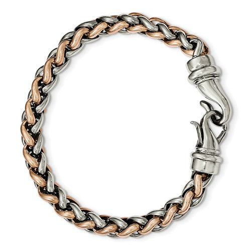 Rose Intertwined Bracelet