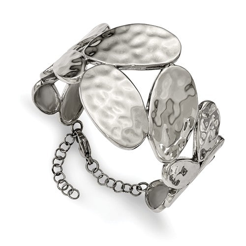 Stainless Steel Polished Bangle Bracelet