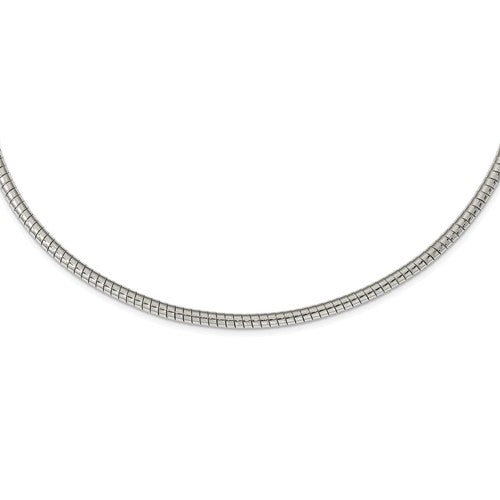 Stainless Steel Tubagos Necklace