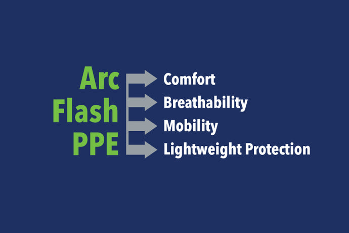 Four Things You Never Thought You'd Get from Arc Flash PPE