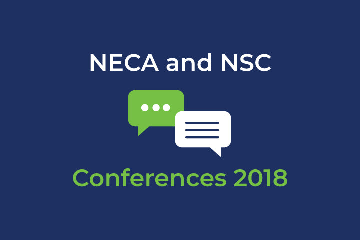 Enespro Headed to NECA and NSC Conferences 2018