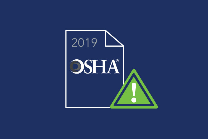 What OSHA Cited Employers for in 2019