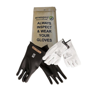 Rubber Voltage Gloves
