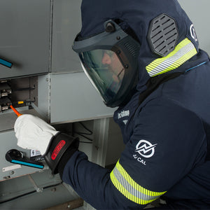 Arc Flash Hoods/Shrouds, Face Shields, and Balaclavas