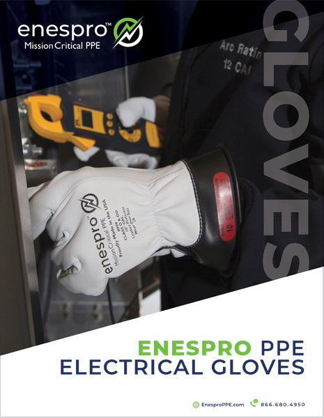 Enespro PPE Full Line of Electrical Gloves