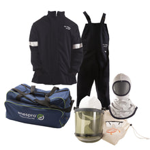 12 CAL Enespro Arc Flash Kit - Jacket & Bib Overalls