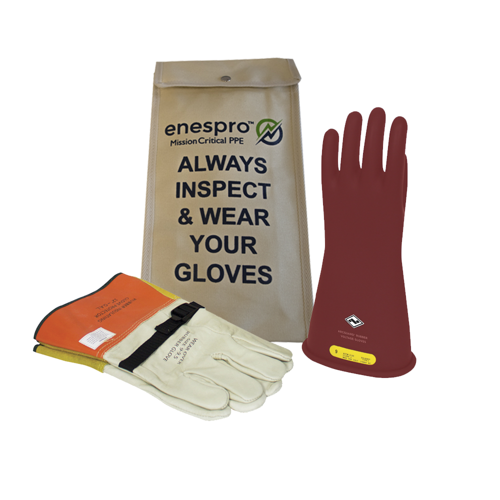 Class 2 Red Glove KIT