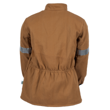 65 CAL Arc Flash Jacket Enespro Back