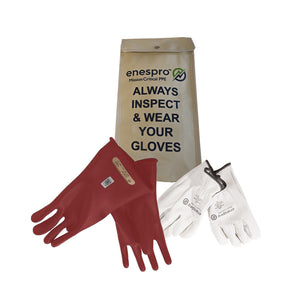 Class 00 Red Glove KIT