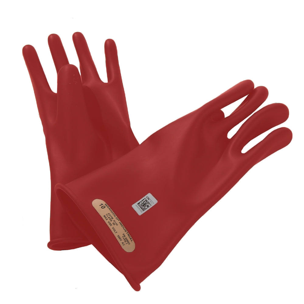 Marigold Class 00 Red Gloves