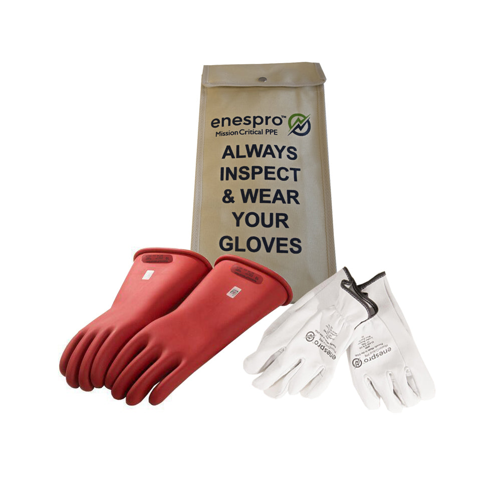 Rauckman Class 0 Red Glove KIT