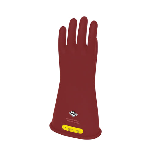 Marigold Class 2 Red Gloves