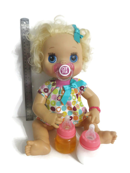 Magnetic Doll Pacifier Compatible With My Baby Alive 2010 - Princess