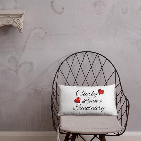 Basic Pillow Customize With Your Own Name - Carly Lynn's Sanctuary