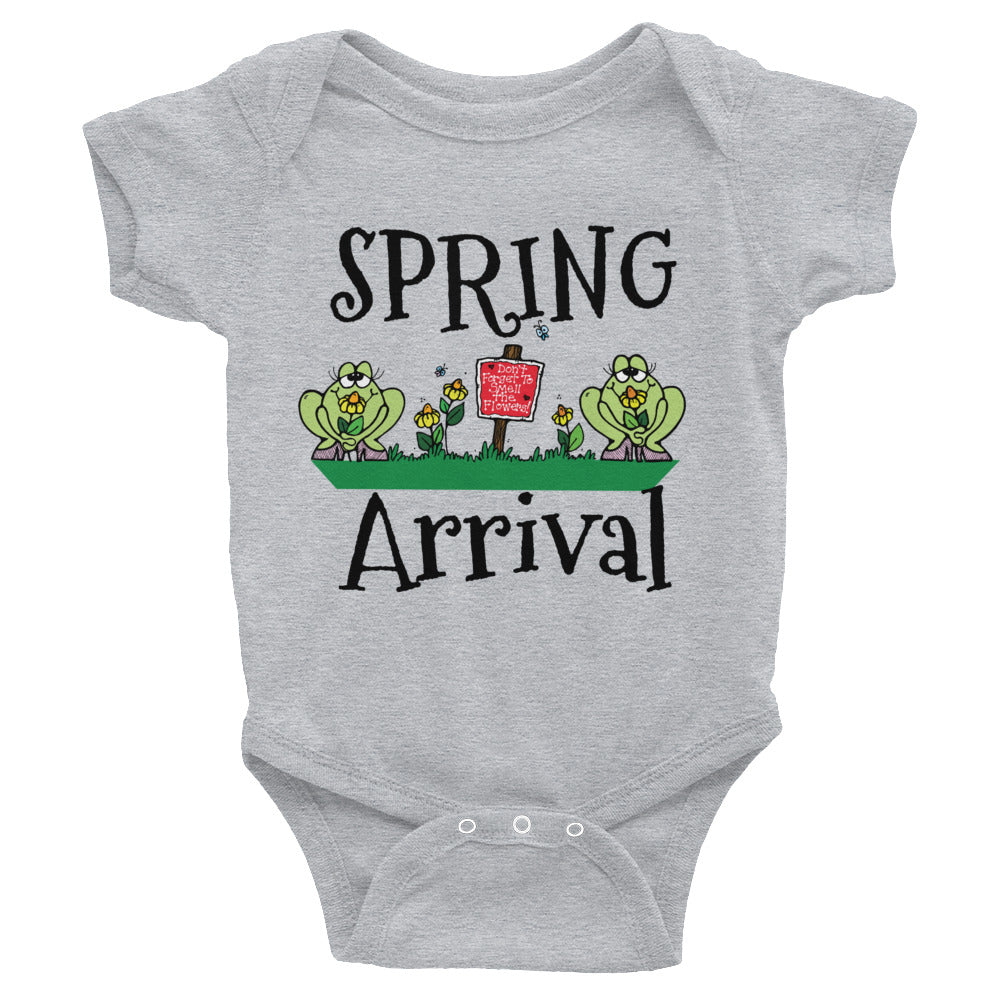 Baby Snap Body Suit Spring Arrival Cute Baby Shower Gift