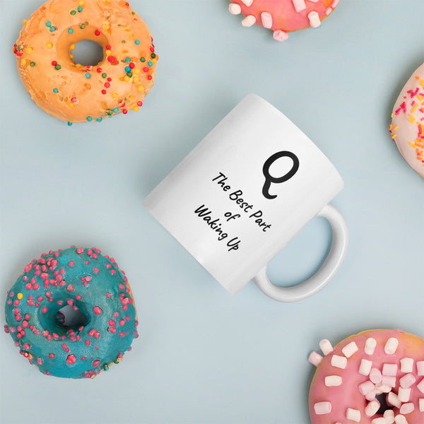 Q Anon Coffee Tea Mug