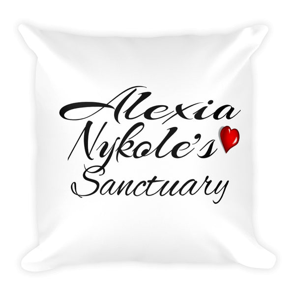 Basic Pillow - Customize This Pillow Using A Different Name - Great Gift.  Great Quality!